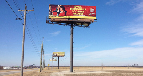 Missouri billboards
